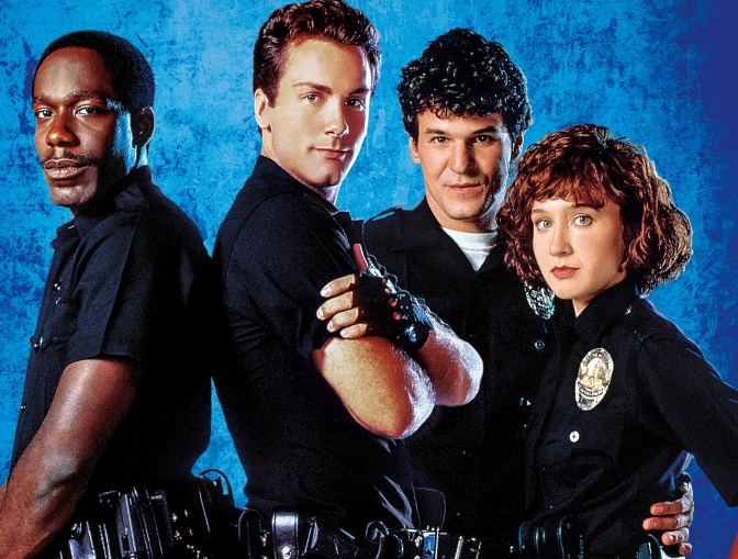 DVD SETS: 'Cop Rock' – The Complete Series