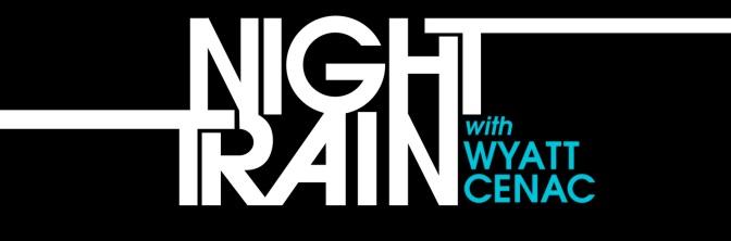 Digital net Seeso presents 'Night Train with Wyatt Cenac'