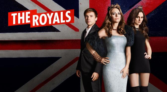 'The Royals' (Season 1): E!'s throwback to an earlier era