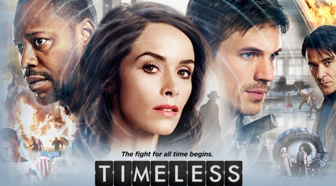 Can 'Timeless' change history on NBC?