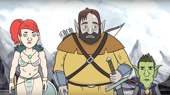 RPG, D&D fans: Check out 'HarmonQuest'
