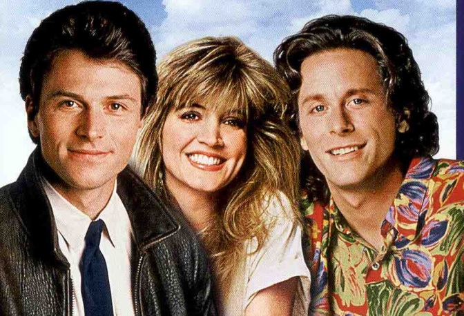 'Wings' (Seasons 1 & 2): Bridging '80s & '90s situation comedy