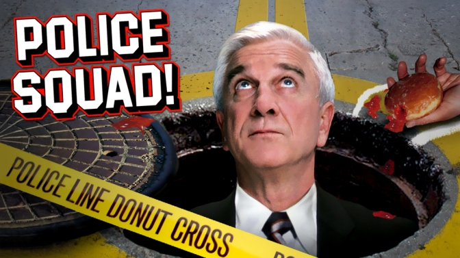 'Police Squad!': Six 30-minute Naked Guns