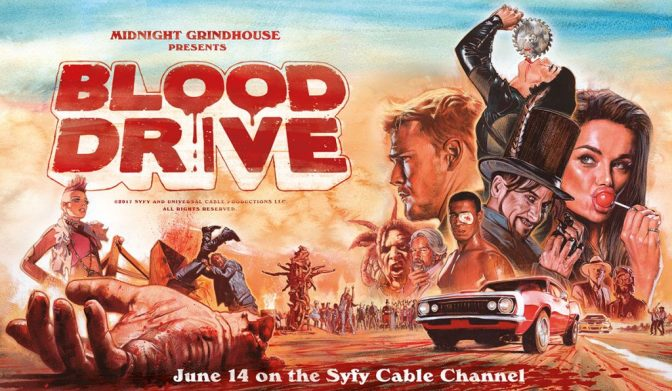 'Blood Drive' on SyFy: Feed your engine!