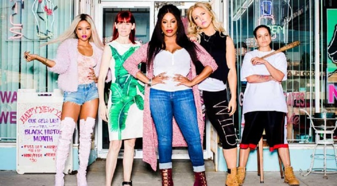 TNT divas set their 'Claws' in new farce