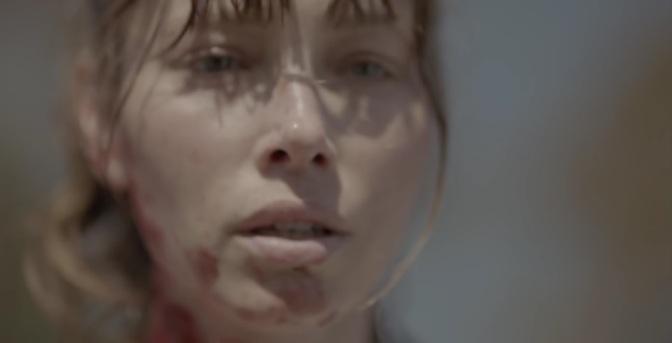 Jessica Biel rages in USA's 'The Sinner'