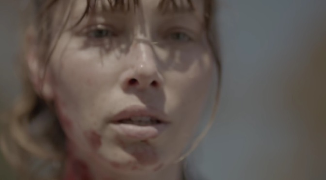 Jessica Biel rages in USA's 'The Sinner'