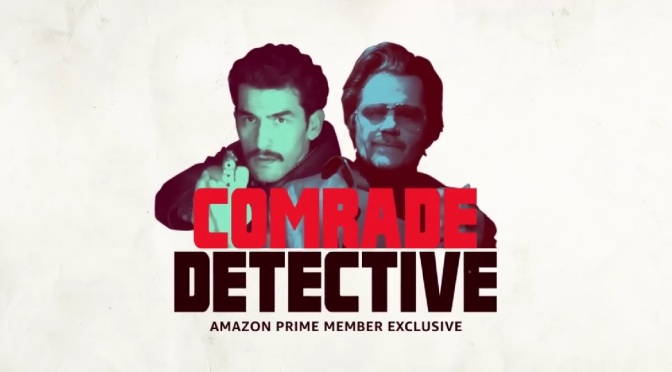 'Comrade Detective': Welcome back, cheap '80s action!