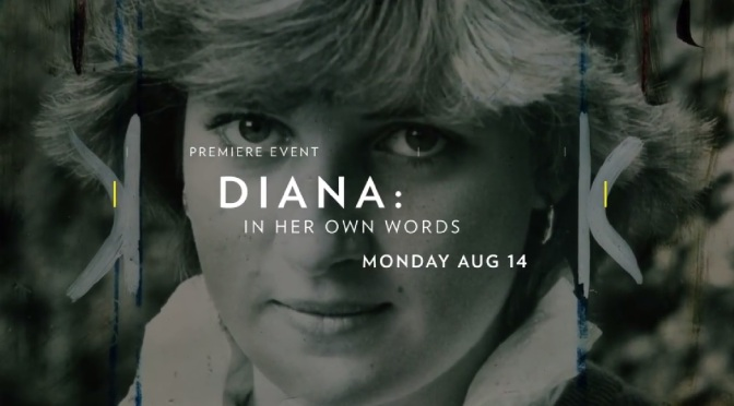 'Diana: In Her Own Words': Princess Di's secret recordings go public