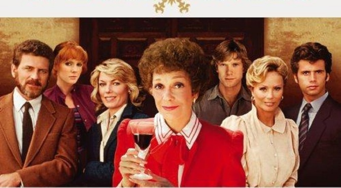 'Falcon Crest' (Season 1): Intrigue, drunk on wine