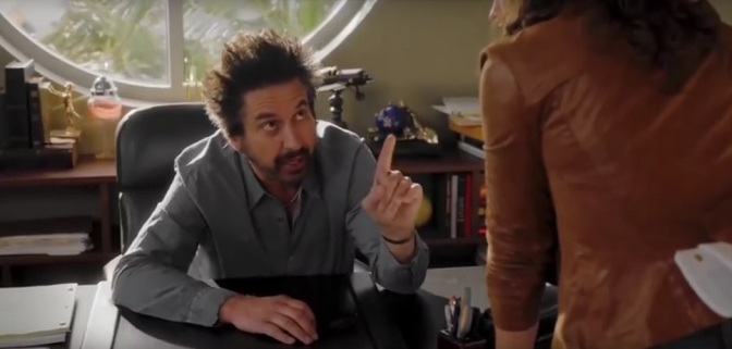 'Get Shorty' series not what you might expect