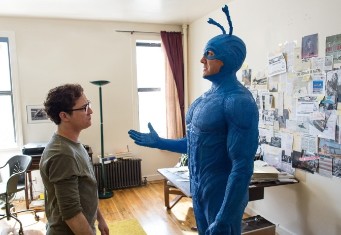 Is second time the charm for 'The Tick'?