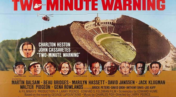 'Two-Minute Warning' (1976): Disaster film fumbles its way to TV