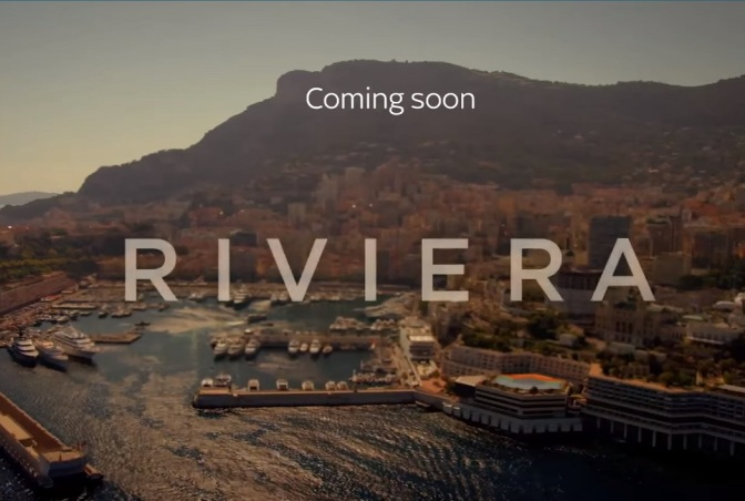'Riviera' makes its U.S. debut, & it's all about the $$$