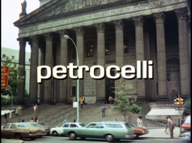 'Petrocelli' (Season 1): From the big screen to weekly TV