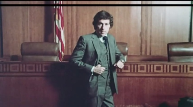 'The Lawyer' (1970): Petrocelli on the big screen