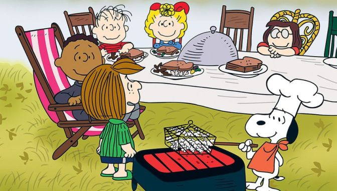 'A Charlie Brown Thanksgiving' (1973): A fun warm-up to better Peanuts specials