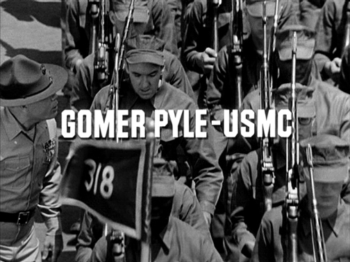 Gomer Pyle U S M C Season 1 R I P Jim Nabors Drunk Tv