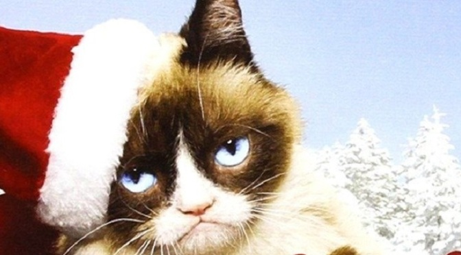 'Grumpy Cat's Worst Christmas Ever' (2014): Crappy Lifetime movie still making the rounds