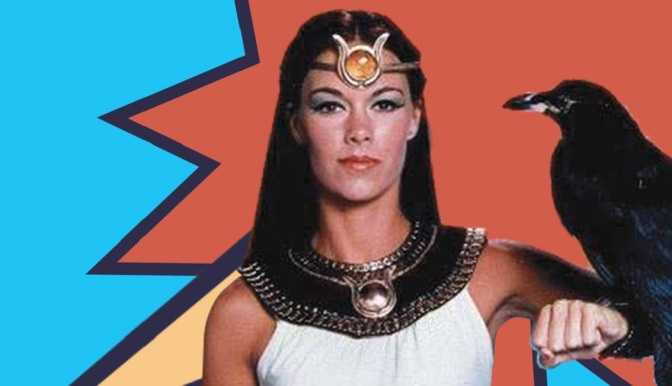 'The Secrets of Isis': A Look back at Golden Age live-action on Saturday morning