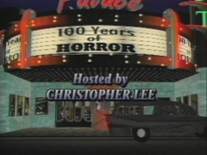 '100 Years of Horror': Vintage horror, sci-fi docuseries comes to disc