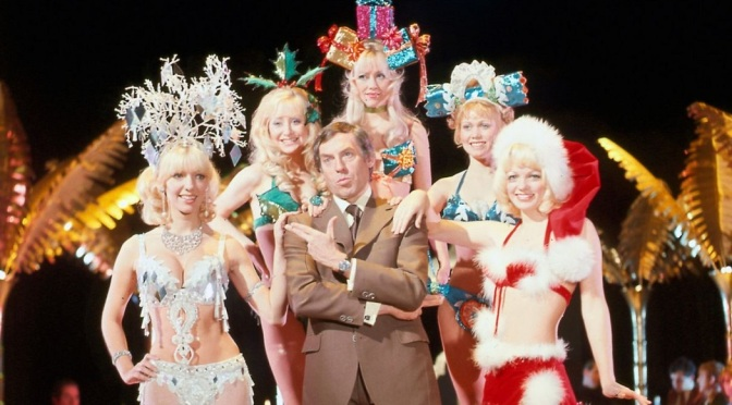 'Shut That Door! Larry Grayson at ITV': '70s British comic, master of the double entendre
