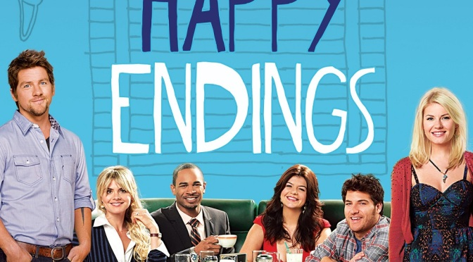 'Happy Endings' (Season 1): Spunky rom-com finds cult audience in crowded field