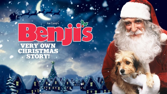 'Benji's Very Own Christmas Story!' (1978): Yo humans, let Benji be Benji!