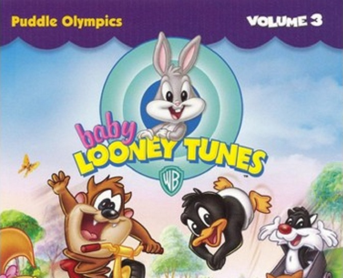 'Baby Looney Tunes' (Volume 3): Puddle Olympics: Why 'baby-fy' these classic adult characters?