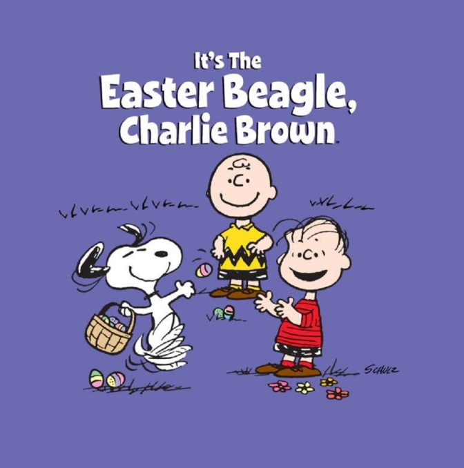 'It's the Easter Beagle, Charlie Brown' (1974): Sweet, light, sometimes amusing, but no more