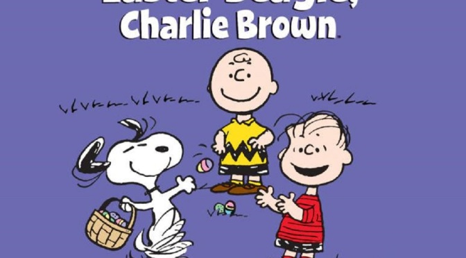 'It's the Easter Beagle, Charlie Brown' (1974): Sweet, light, sometimes amusing