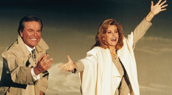 'Hart to Hart: Crimes Of The Hart' (1994): Alluring leads make for light, entertaining mystery