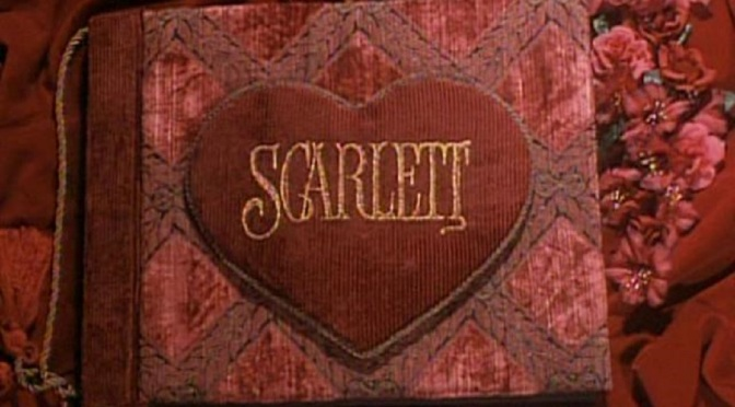 'Scarlett' (1994): Sequel miniseries to 'Gone with the Wind' a gussied-up Harlequin Romance novel