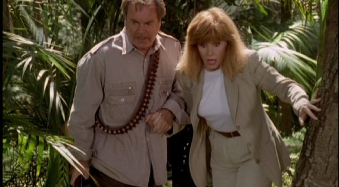'Hart to Hart: Harts in High Season' (1996): Penultimate reunion film clunky, but enjoyable