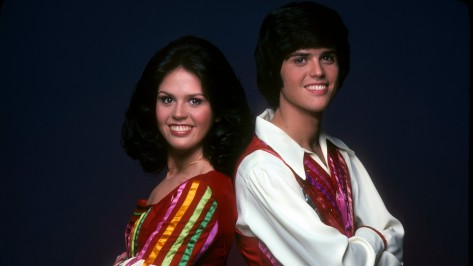 MARIE OSMOND;DONNY OSMOND