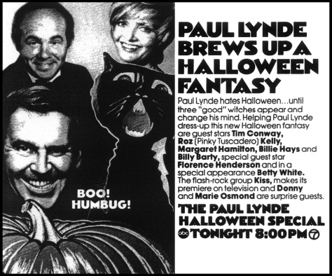Paul Lynde Halloween Special 02