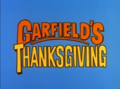 Garfield's Thanksgiving 01