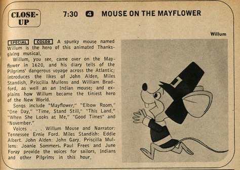 Mouse on the Mayflower 20