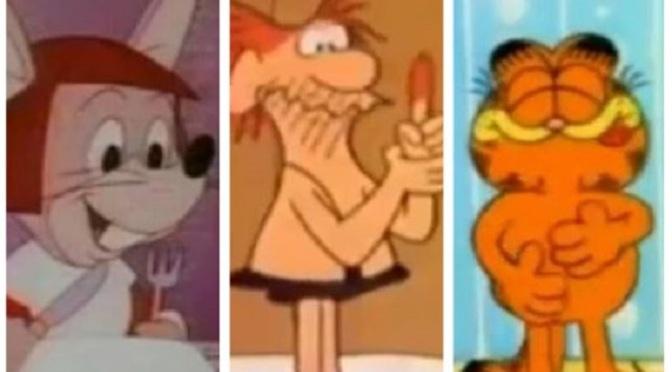 Mice, cavemen, & Garfield: 3 forgotten animated Thanksgiving specials