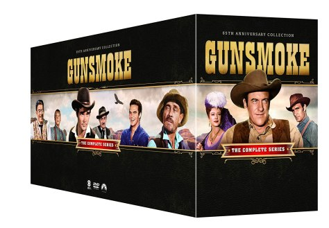 Gunsmoke The Complete Series 65th Anniversary Collection boxset 1