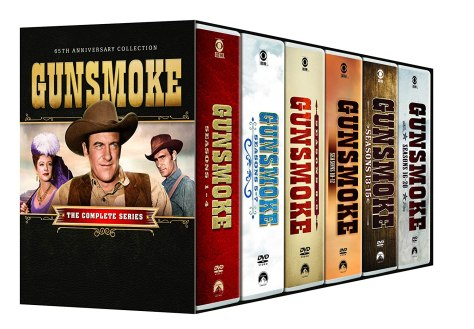 Gunsmoke The Complete Series 65th Anniversary Collection boxset 3