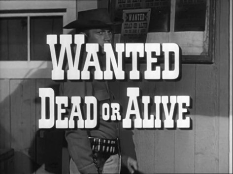 Wanted Dead or Alive 01