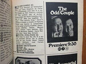 Odd Couple season 1 04