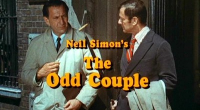 'The Odd Couple' (Season 1): The absolute apex of the sophisticated adult sitcom