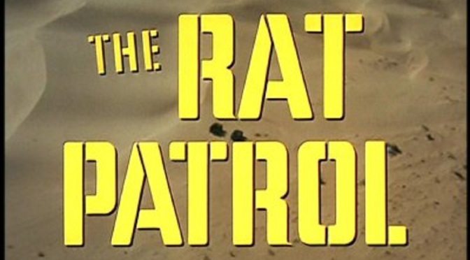 'The Rat Patrol': Uncomplicated, vintage-TV action thrills