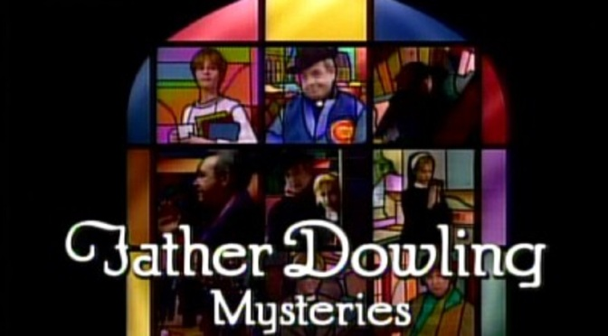 'Father Dowling Mysteries' (Season 1): Calm, undemanding little mysteries