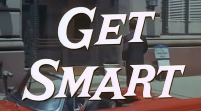 'Get Smart' (Season 1): Silly comedy spoofs 60s spy mania