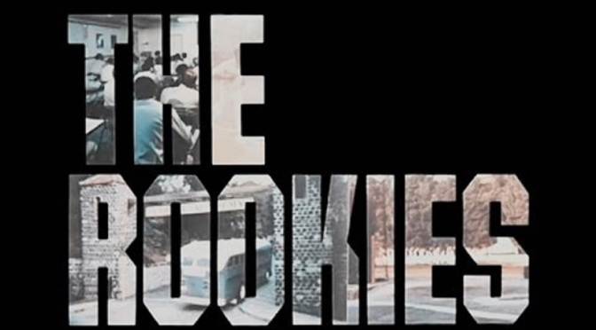 'The Rookies' (Season 1): '70s police actioner holds up well today