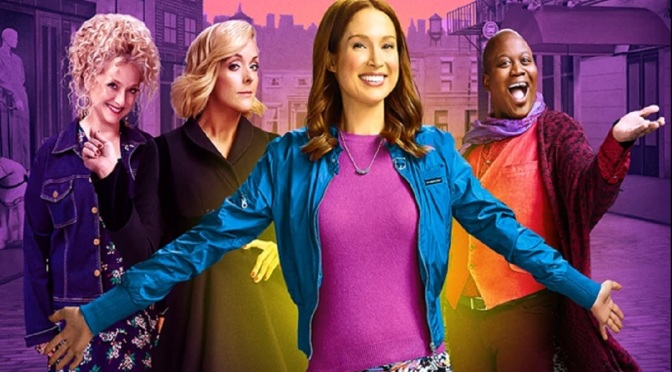 'Unbreakable Kimmy Schmidt' (Season 1): Fish-out-of-water comedy laughs at everyone