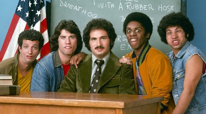 'Welcome Back, Kotter' (Season 1): It's back to school—70s style